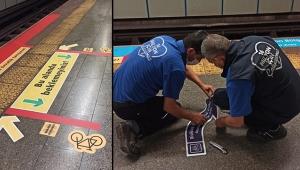 İstanbul'da Metro'da Bisikletlere Özel Vagon!