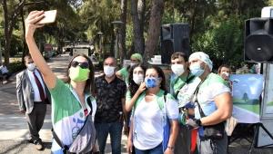 İzmir Bornova'da 'Herkes İçin Bisiklet'