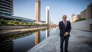 """İzmir Büyükşehir Belediye Başkanı Soyer, """"Her şey temiz bir Körfez için"""""""