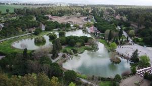İzmir Doğal Yaşam Parkı 15 gün kapalı kalacak!