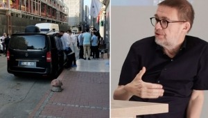 Karaköy'de Amerikalı gazeteci ölü bulundu!