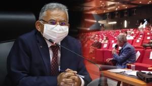 Kayseri Büyükşehir Meclisinde Parkmetre Tartışması!