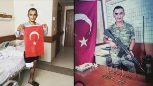 Kayseri Gazisi Çatal: Vatanım olmadan yaşayamam!