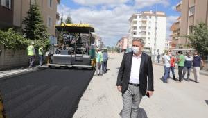 Kayseri Melikgazi Keykubat Mahallesi Baştan Aşağı Yenilendi!