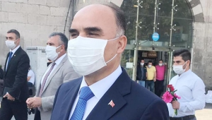 Kayseri Valisi Günaydın: Vaka sayılarını şimdilik durdurduk!