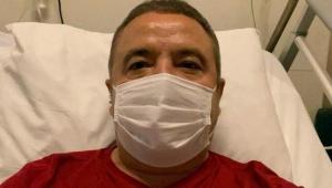 Koronavirüs tedavisi gören Başkan Böcek için kritik 24 saat!