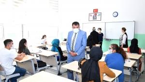 Malatya Büyükşehir Belediye Başkanı Selahattin Gürkan, Üniversite Adaylarıyla Buluştu!