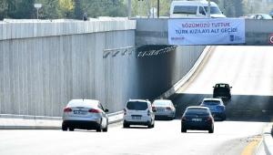 Mansur Yavaş Sözünü Tuttu, Türk Kızılayı Caddesi'ndeki Köprülü Kavşaklar Trafiğe Açıldı!