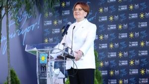 Meral Akşener yeniden İYİ Parti Genel Başkanı seçildi!