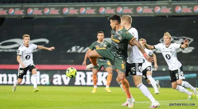 Rosenborg, Temsilcimiz Alanyaspor UEFA Avrupa Ligi dışına itti!