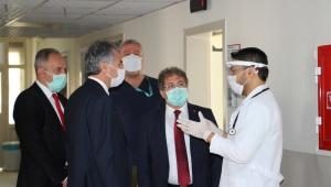 Sağlık Bakanlığı Kayseri'deki Filyasyon Çalışmalarını Başarılı Buldu!