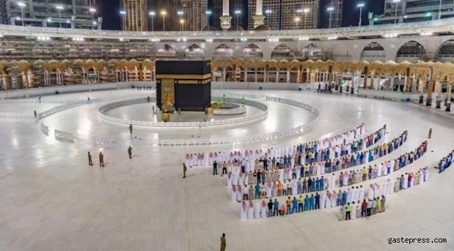 Suudi Arabistan'dan Kabe açıklaması!
