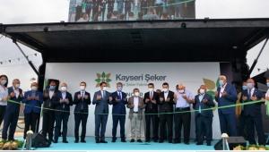 Tokat Turhal Şeker'de 87. Pancar Alım Kampanyası Başladı!