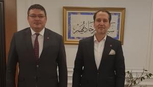 Yeniden Refah Partisi Kayseri İl Başkanı Önder Narin'den Kritik Görüşme!