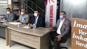 Yeniden Refah Partisi Kayseri İl Başkanlığı Eylül ayı il divan toplantısını yaptı!