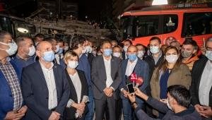 CHP Genel Başkan Yardımcısı Seyit Torun deprem bölgesinde