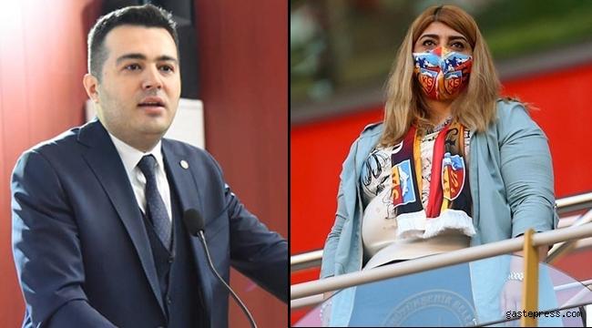 İYİ Partili Hasan Özvarinli'den Berna Başkana Destek Mesajı!