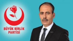 Kayseri'den BBP MKYK Üyesi