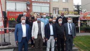 Kayseri İYİ Parti Teşkilatı, Talas İlçesine Çıkartma Yaptılar!