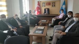 Kayseri Talas'da Yeniden Refah'dan Ak Parti' ye çıkarma!
