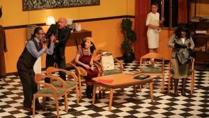 Antalya Şehir Tiyatrosu Yıldız Kenter Sahnesi ilk kez perde açtı!