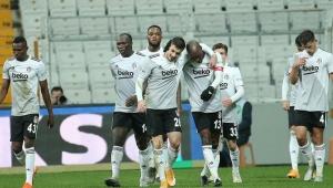 Beşiktaş, Medipol Başakşehir maçında toplam 5 gol vardı!