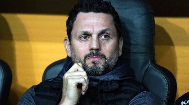 Fenerbahçe'deki kötü haberi Erol Bulut duyurdu!