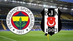 Fenerbahçe ve Beşiktaş, 352. randevuda buluşuyor!