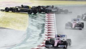 Formula 1 Türkiye Türkiye Grand Prix'si başladı!
