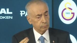 Galatasaray Başkanı Mustafa Cengiz'den açıklamalar! Başkan adayı olacak mı?