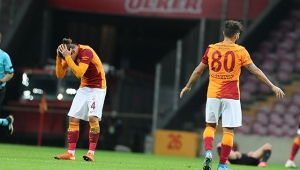 Galatasaray - Hes Kablo Kayserispor: 1-1