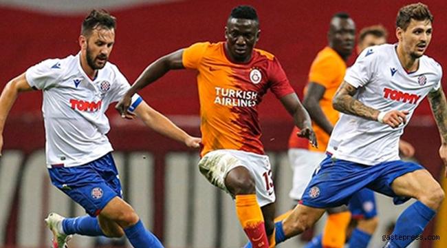 Galatasaray resmen revire döndü!