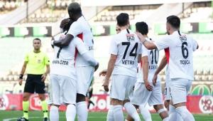 Gaziantep FK, deplasmanda Yukatel Denizlispor'u tek golle geçti!