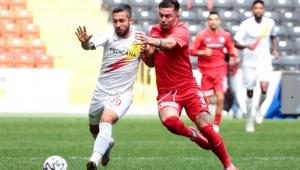 Gaziantep FK ve Yeni Malatyaspor arasındaki mücadelede kazanan çıkmadı!