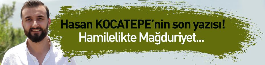 Hasan Kocatepe'nin Kaleminden, Hamilelikte Mağduriyet...