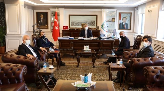 KAYEMA'Dan Kayseri Melikgazi Belediyesi'nin Ağaçlandırma Çalışmasına Övgü Dolu Sözler!