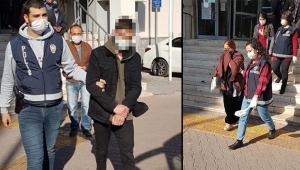 Kayseri'de, aranan 15 kişi yakalandı!