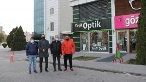 Kayseri'de gözlükçülerden Göz Hastanesi talebi!