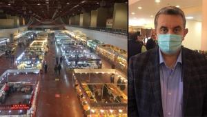 Kayseri'de 'Yöresel Ürünler Fuarı' açıldı!