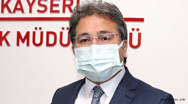 Kayseri İl Sağlık Müdürü Benli: Hastane yükümüz artıyor!