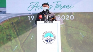 Kayseri Kocasinan Belediye Başkanı Ahmet Çolakbayrakdar, 4 ayrı yolun açılış törenine katıldı!