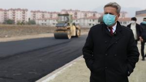 Kayseri Melikgazi'de Asfalt Çalışmaları Tam Gaz Devam Ediyor!