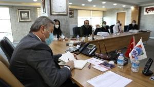 Kayseri Melikgazi'de Hizmet Bütünlüğü ve Etkinliği Açısından Muhtarlar Toplantısı!