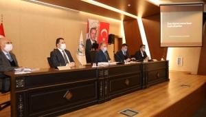 Kayseri Talas Belediye Başkanı Mustafa Yalçın'dan 'Ortak Akıl' Toplantısı!