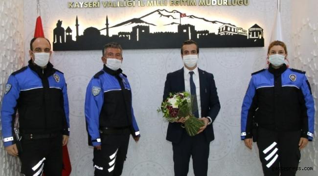 Kayseri Toplum Destekli Polislik Şube Müdürlüğü, 1 aylık faaliyetini paylaştı!