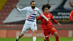 Kayserispor Kupaya Penaltılarda Havlu Attı!