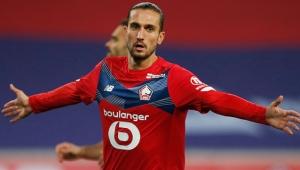 Lille'de, Yusuf Yazıcı'nın 2 gol attığı maçta Lorient'i 4-0 yendi!