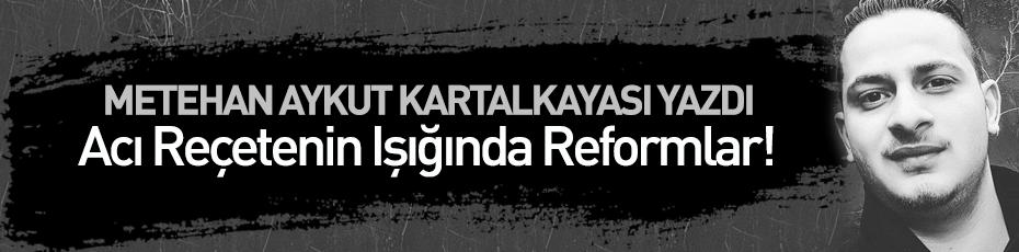 Metehan Aykut Kartalkayası'nın Yeni Yazısı: