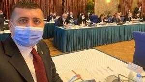 Milletvekili Baki Ersoy, Ticaret Bakanı Ruhsar Pekcan'a Kayseri'nin Sıkıntılarını Dile Getirdi!