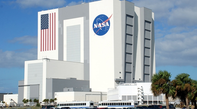 NASA'nın paylaşımını görenler şaşkına döndü!